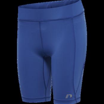 Newline 2-in-1 Shorts Men´s Herren Laufshorts kurze Laufhose Tight blau